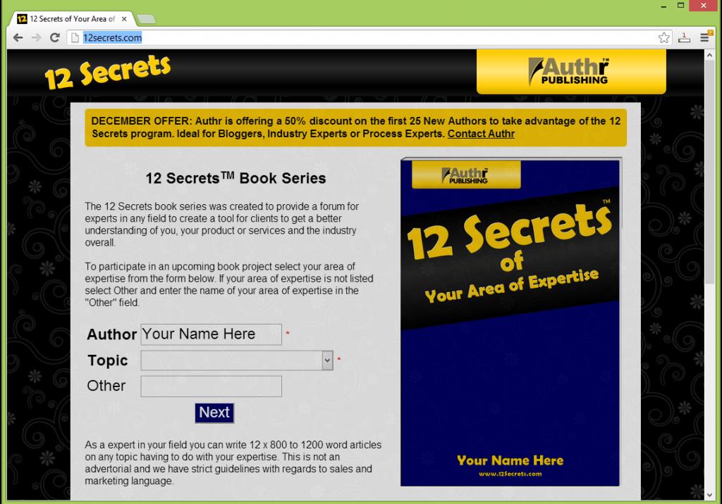 business-12-secrets